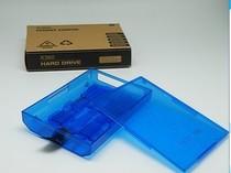 XBOX360 MINCE Disque Dur Boîte Mince Disque Dur Boîte XBOX360 Bleu Disque Dur Boîte Classique Océan Bleu