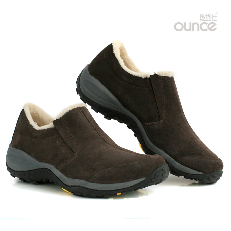 Autumn and Winter New OUNCE Roaming GW1 Leisure Walking Shoes Outdoor Snow Boots Waterproof and Warm Shoes and Shoes