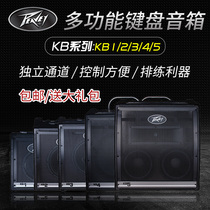 PEAVEY KB1 KB2 KB3 KB4 KB5 multifunctional keyboard Voice Street drum speaker Stereo