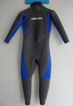 Professional youth sunscreen surf clothing piece warm cold clothes wear clothing diving suits jellyfish clothing