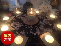 Candle Magic Ritual) Witch white Magic) compound healing money love breakup purify love ritual Candles