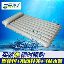 Sauna matelas deau spa lit deau de massage lit push lit double gonflable rempli deau lit fun Lit Doux Lit