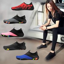 Фитнес-обувь для мужчин и женщин тренажерный зал крытый тренировки йога мягкое дно скакалка спортивная специальная обувь тяга бег приседания обувь