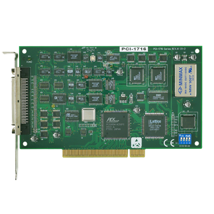 New Yanhua PCI-1716L