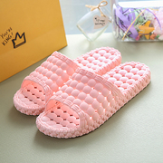 Every day special slippers female summer home indoor bathroom non slip bath shoes shoes lovers home cool slippers leakage
