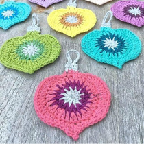 Leaf-shaped cup cushion crochet illustration pad drawing wool braided hand-diy graphic graphic illustration new model recommended.
