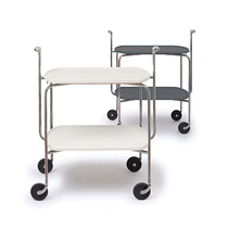 Italy Magis Transit Trolley by folding trolley dining car side table coffee table
