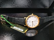90 s inventory of new Swiss old Luo @ Ma Baojin shell Sapphire mirror mens Quartz watches