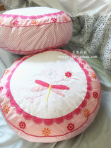 Foreign trade large size thick removable cushions children lie on the tatami mat fabric futon cushion Princess room