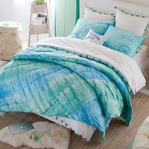 Clearance special PBTEEN*2016 new tie-dyed cotton hand-quilted bed cover spring pillowcases