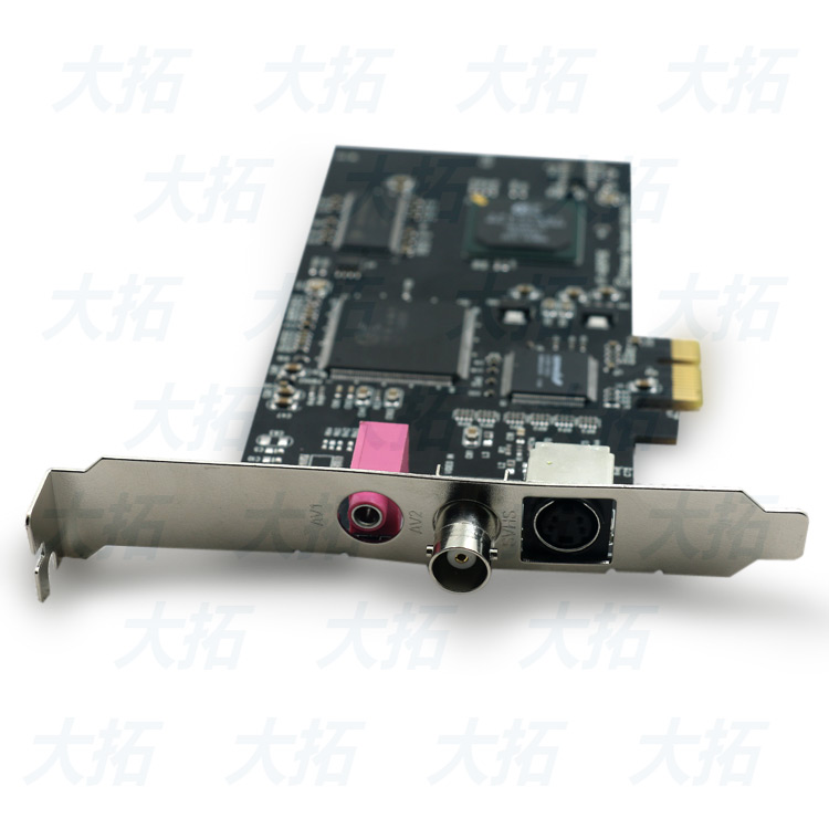 VT-620EX Video Acquisition Card Supports Blue Rhyme Blue Net Coordinate Medical Workstation PCI-E