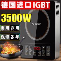 Плита индукции домочадца 3500В взрывая коммерчески высокомощный умный неподдельный горячий горшок энергосберегающая плита индукции