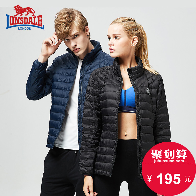 Dragon and Lion Dell's Anti-season Down Garment Men's Light and Short Payment Waist Jacket Fall and Winter Blockbuster Korean Down Garment Female Trend