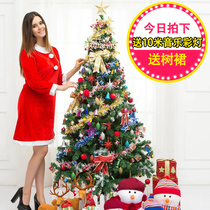 Christmas decorations Christmas gifts christmas decoration Christmas tree set 1.5 meters Christmas tree