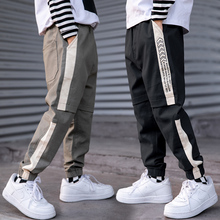 Boys' pants fashion summer fashion 2020 new spring clothes children's mosquito proof casual pants
