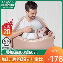 Подушка мастерская кормление грудью подушка кормление подушка талия сидя месяц обнимать ребенка крест обнимать артефакт ребенок обнимая подушка против рвоты молоко коврик