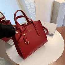 Свадебная сумка свадьба с красной сумкой женщина 2020 новый Tide 100 свадебный мешок премиум чувствовать сумочку большой емкости