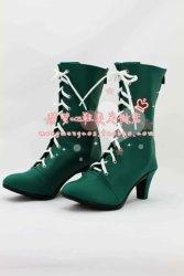 Sailor Moon Tennou Haruka Cosplay shoes