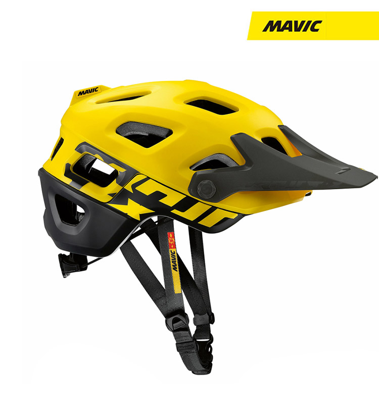 France MAVIC Competition Crossmax Pro Mountain Riding Helmet Lightweight Safety Bicycle Helmet