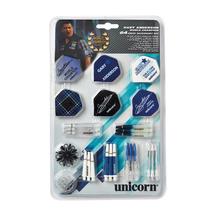 Unicorn Unicorn Professional Darts rod darts tail Anderson Darts leaf Darts Wing Set