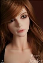 Bjd SD soom LP 3 bjd doll Jessica-three big breasted girl Jessica