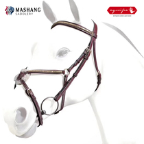 Outils de cheval de Mashan) importation italienne Equipe Waterbr37 crossover