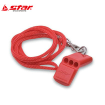 starstar whistle referee life-saving football basketball volleyball rope training game whistle XH231