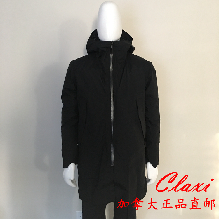 Archaeopteryx high-end business bird Veilance long wind and rain down jacket MONITOR DOWN COAT
