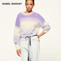 ISABEL MARANT ETOILE2021 SPRING NEW DRUSSELL MOHAIR SWEATER WOMEN