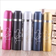 Vacuum cup vacuum flask baby out ms keep-warm glass portable