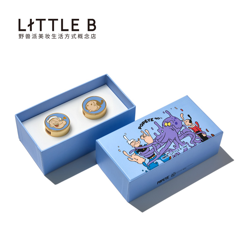 Beast LITTLE B Popeye Popeye Series Birthday Gifts for Lovers Car-mounted Aromatherapy Box