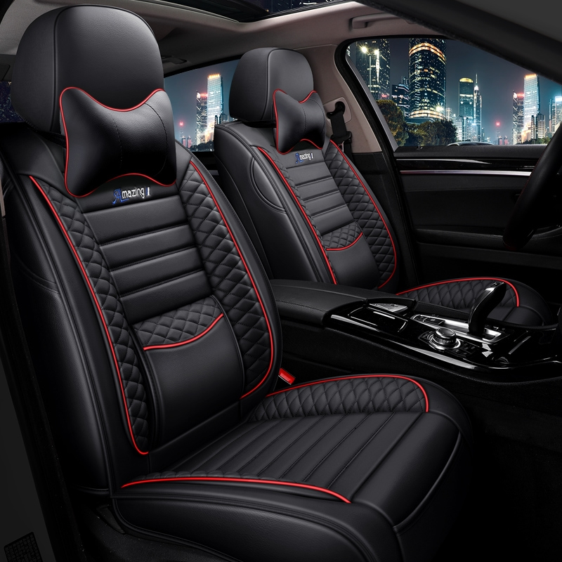 The 19 20 VW Probe-specific car seat cover is fully enclosed with four-season universal seat cushion breathable leather seat cover