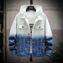 12 средних мальчиков и девочек 10 весна новая джинсовая куртка 14 младшие школьники 15-летние подростки 13 куртки