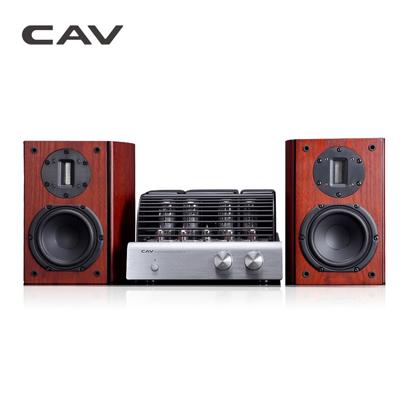 CAV T5 Biliary Power Amplifier Audio 3 Combination Set HI-FI High Fidelity Fever Electricity in Home Cinema