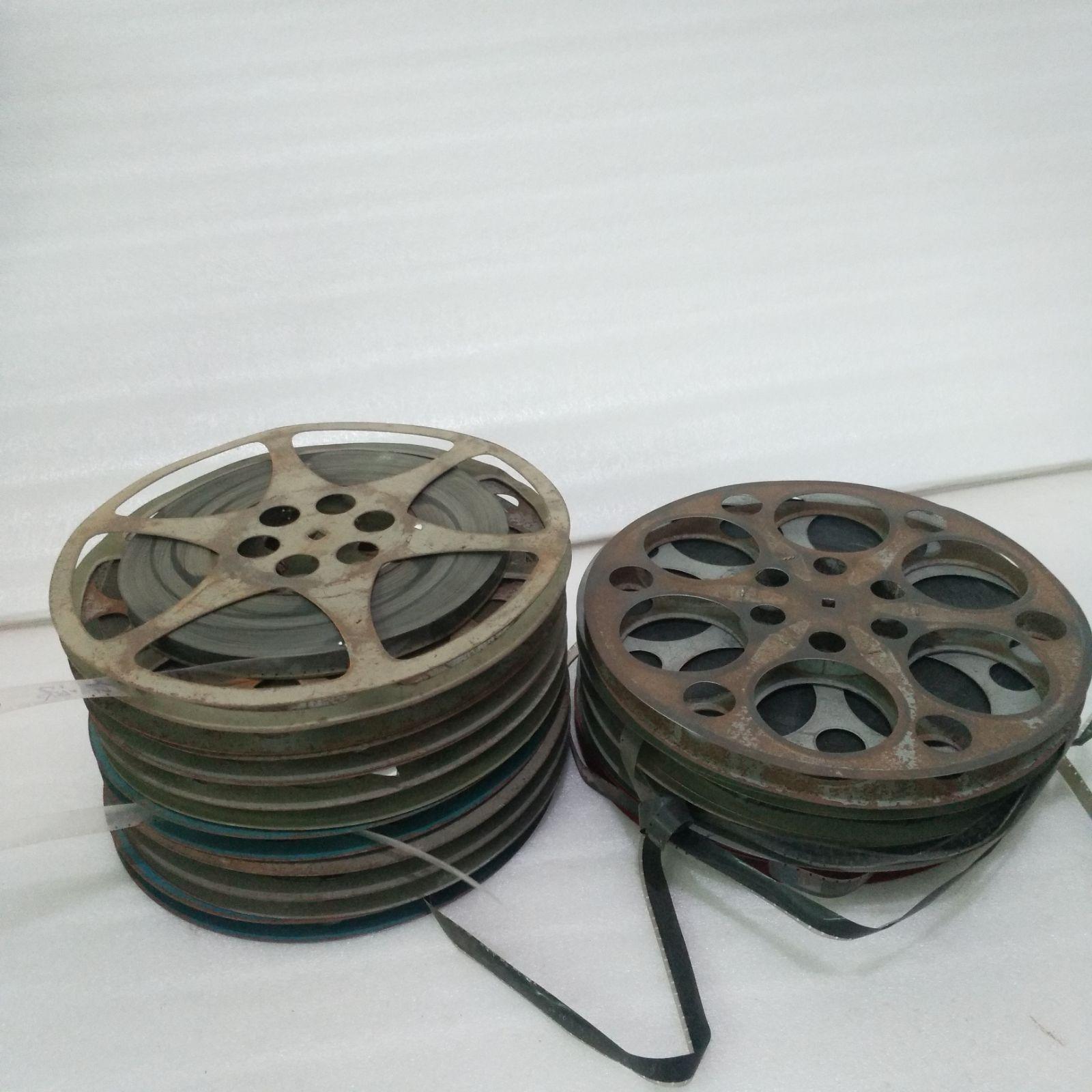 16 mm movie negative film copy special film armor clip ancient decorative decoration film and television props