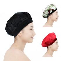 Baked oil cap unplugged hair film heating cap home baking Oil Hair Care Hair film cap heating cap evaporation cap female