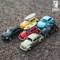Volkswagen Beetle car alloy model car boomerang boys and children toy car model car