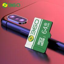 360 Memo памяти карты 64g высокоскоростной tf карты еженегодный рекордер высокоскоростной специальный телефон карты памяти универсальный micro sd карты памяти мониторинга фото линзы хранения памяти грузовик загрузки камеры флэш-памяти карты