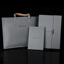 Wedding photo book Custom finishing into the book Wedding photo book High-end studio leather wedding photo production album