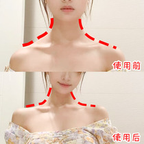 (Beautiful shoulder artifact) Weiya recommends to stay away from thick shoulders do not slip shoulders slip shoulders model temperament