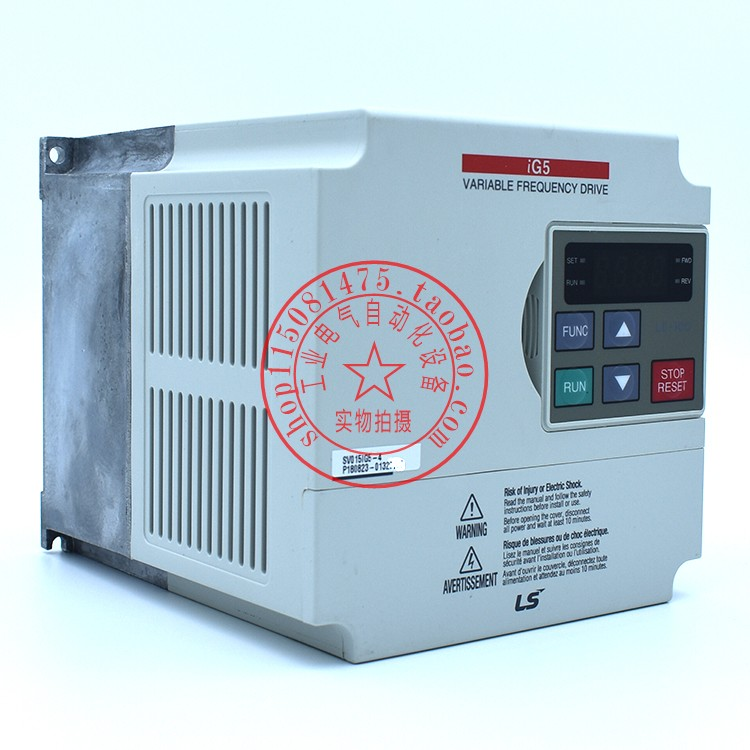New In Box ! ONE-Year Warranty LS Inverter SV008IG5-4