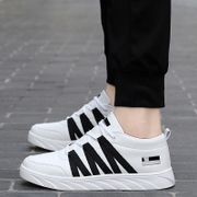 High shoes men fall shoes 2017 new sports shoes shoes white trainers in junior high school students