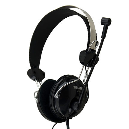 Salar/ Salar V81 Headphones Computer Headphones/ Gaming Headsets with Microphone