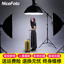 Naisi shadow room light 400W studio suit portrait Taobao clothing main picture shooting professional fill light camera light