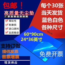 24*36 inch (60*90 cm) 30 removable pedal pad dust-free room removal and sticky dust pad