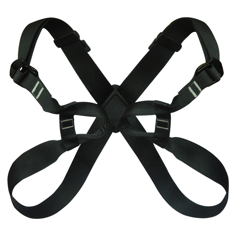 ANPEN safety outdoor climbing rock climbing high altitude safety belt chest strap 1002H anti-falling fall