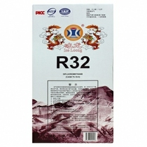 Ice dragon Juhua R32 household variable frequency air conditioning refrigerant Refrigerant Refrigerant Ice seed ice seed liquid Net weight 7kg3KG