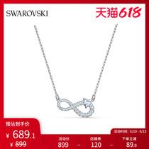 SWAROVSKI SWAROVSKI INFINITY ETERNAL LOVE NECKLACE (618 狂欢 狂欢 唐 唐款款款款款款款)