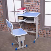 Школьные одноместные двухместные столы и стулья для школьников домашняя начальная школа классная комната подъемные столы и стулья обучение оптовые учебные столы