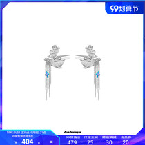 babama This is hip-hop dance 4 cloth with earrings original niche design light luxury tassel earrings jewelry tide